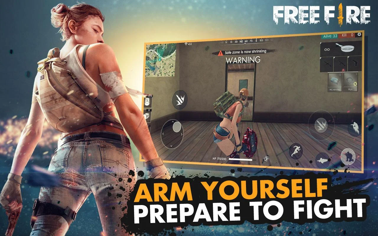 Download Game Free Fire Pc Offline